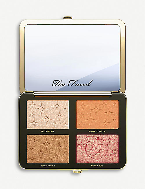 TOO FACED: Sugar Peach face and eye palette 19.28g