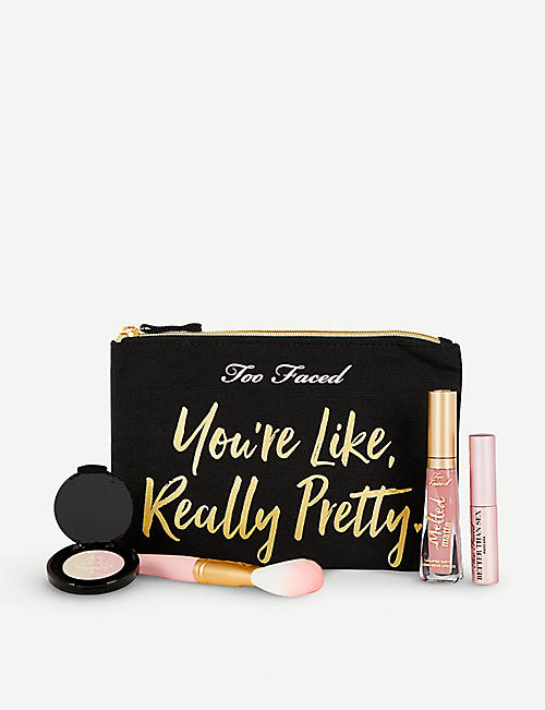 TOO FACED One Hot Mama set