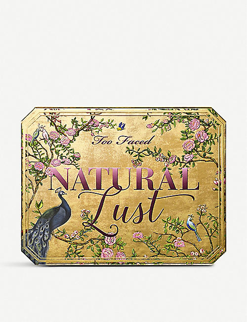 TOO FACED Natural Lust Eyeshadow Palette 13.6g