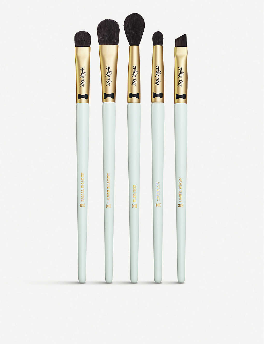 TOO FACED: Mr. Right 5-Piece Brush Set