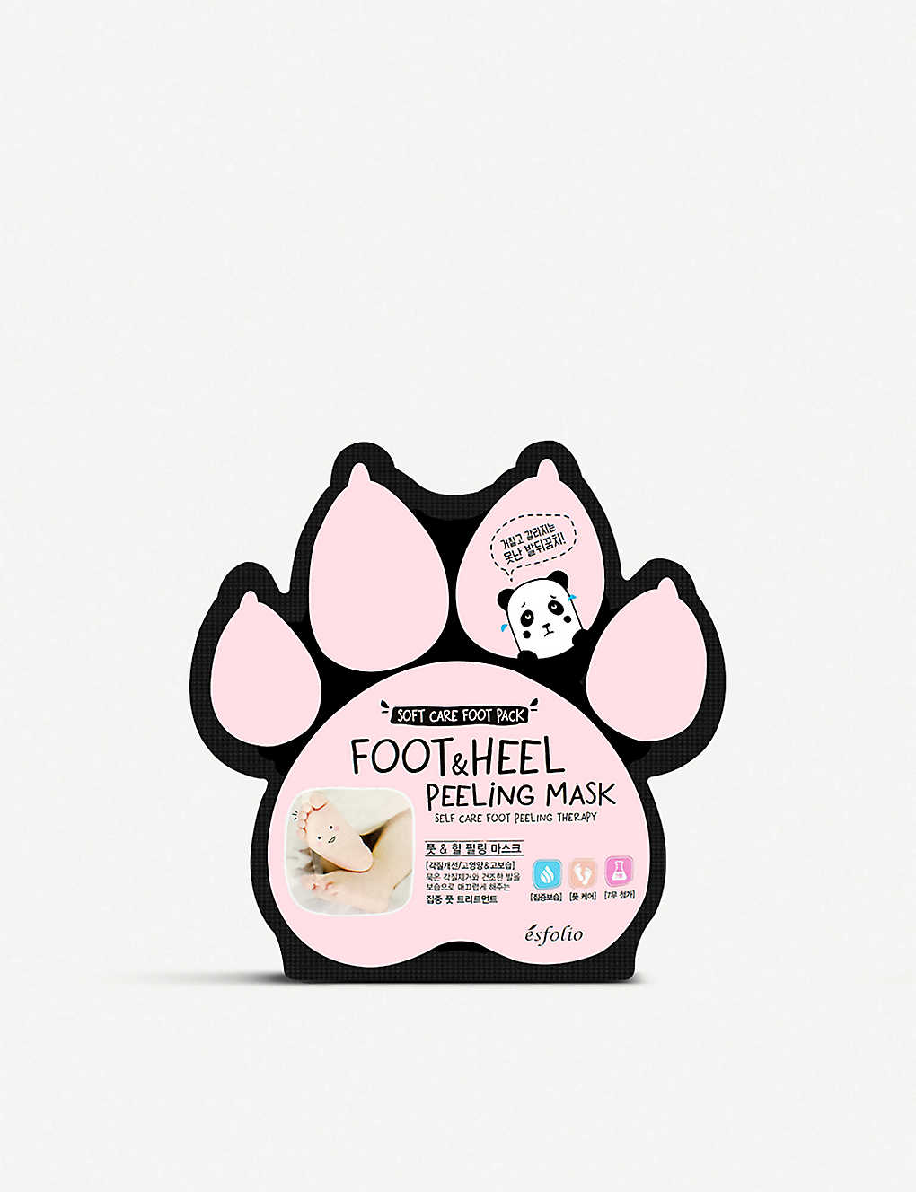ESFOLIO: Foot and Heel Peeling Mask