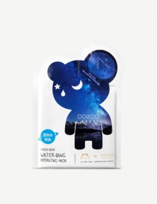 THE OOZOO Bear Water-Bang Hydrating Mask
