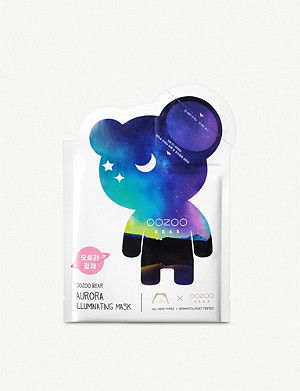 THE OOZOO Bear Aurora Illuminating mask