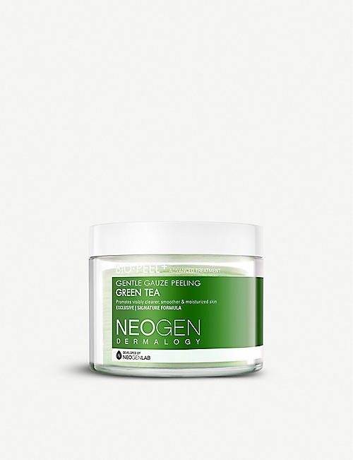 NEOGEN: Dermalogy Gentle Gauze Peeling Green Tea