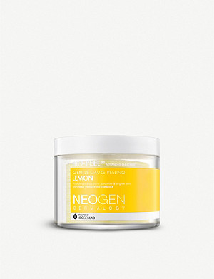 NEOGEN Dermalogy lemon bio-peel face pads