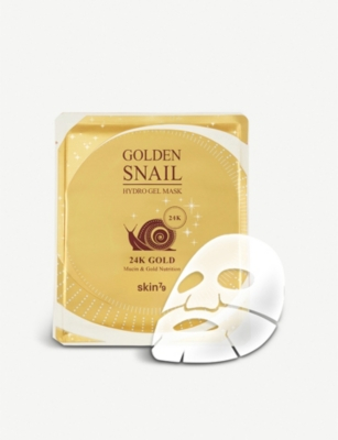 SKIN79 Golden Snail Gel Mask 24k