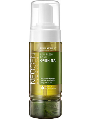 NEOGEN Green Tea Real Fresh Foam Cleanser 200ml