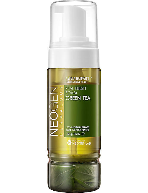 NEOGEN: Green Tea Real Fresh Foam Cleanser 200ml