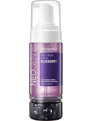 NEOGEN Dermalogy real fresh foam blueberry cleanser 160g