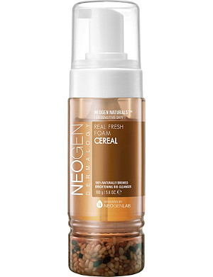 NEOGEN Dermalogy real fresh cereal foam cleanser 160g