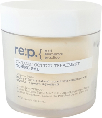 NEOGEN RE:P Organic cotton treatment toning pads 130ml