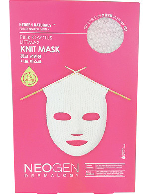 NEOGEN Pink cactus liftmax knit mask 60ml