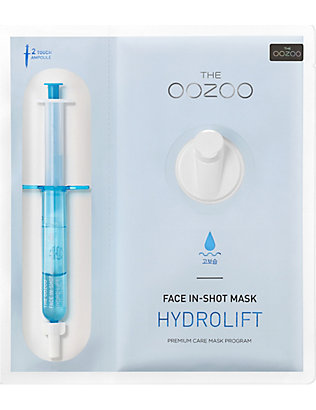 THE OOZOO: Face In-Shot Mask Hydrolift