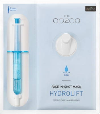 THE OOZOO Face In-Shot Mask Hydrolift