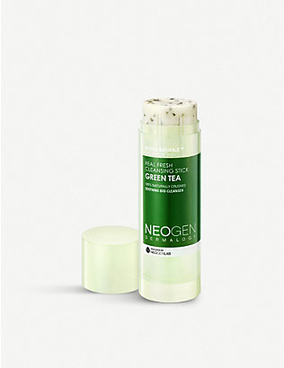 NEOGEN: Dermalogy Real Fresh Cleansing Stick Green Tea