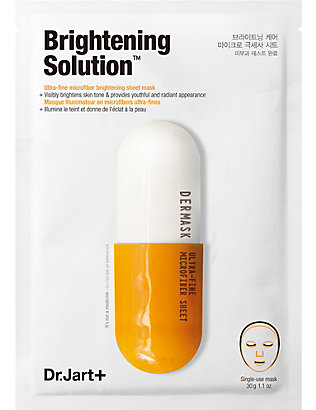 DR JART+: Dermask Micro Jet Brightening Solution