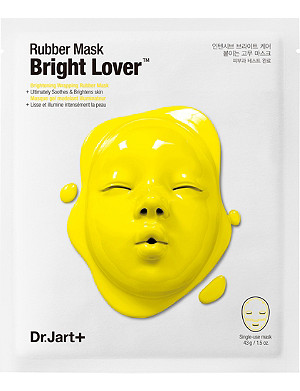 DR JART+ Bright Lover Rubber face mask