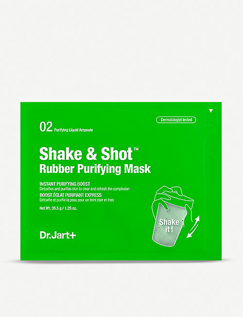 DR JART+ Shake & Shot™ Rubber Purifying Mask 50g