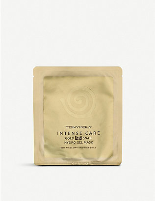 TONY MOLY: Intense Care Snail Gold 24k Hydrogel Mask 45g