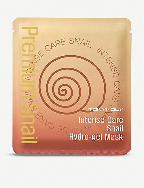 TONY MOLY: Intense Care Snail Hydro-gel mask