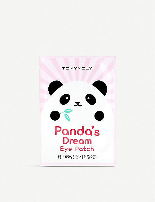 TONY MOLY: Panda's dream eye patch