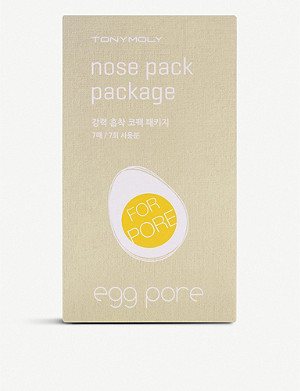 TONY MOLY Egg Pore Nose Pack