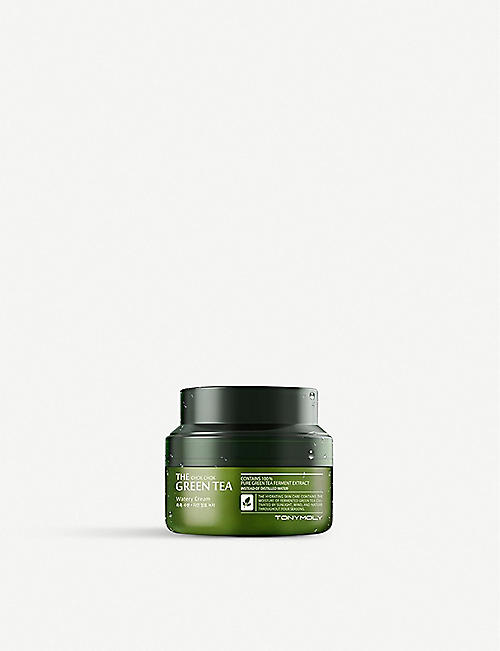 TONY MOLY: The Chok Chok green tea watery moisture cream 60ml