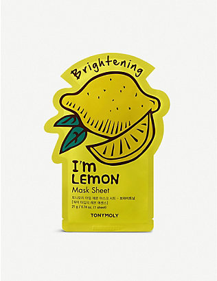 TONY MOLY: I'm Lemon Sheet Mask