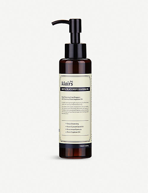 KLAIRS: Klairs Gentle Deep Cleansing oil 150ml