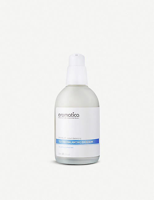 AROMATICA: Tea Tree Balancing Emulsion 100ml