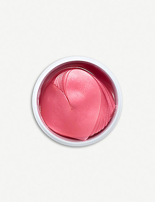 SECRET KEY Pink Racoony eye and cheek gel patches