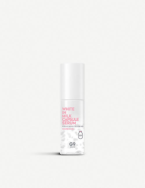 G9 White In Milk capsule serum 50ml