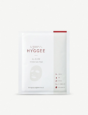 HYGGEE All-in-one wrinkle care sheet mask 30g