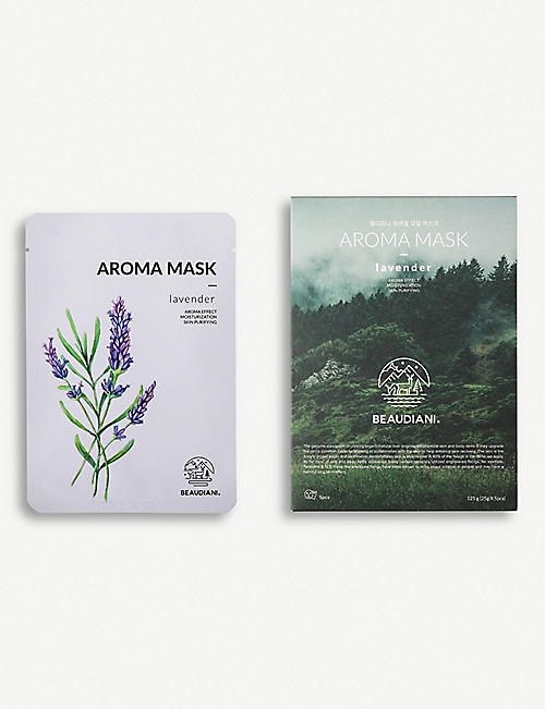 BEAUDIANI: Lavender aroma face mask