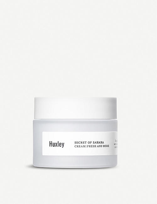 HUXLEY Cream; Fresh and More 50ml