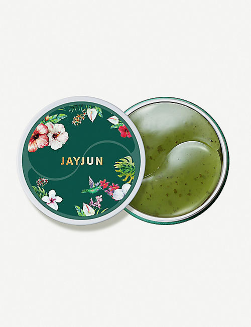 JAYJUN Green tea eye gel patches box of 60
