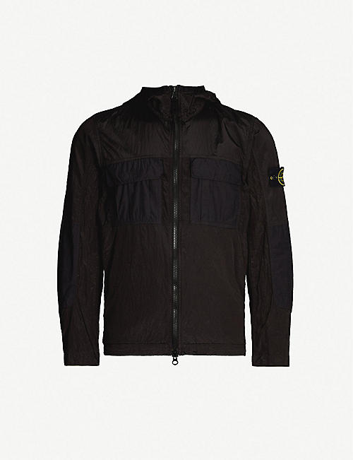 STONE ISLAND Watro Ripstop shell jacket 3294a0282