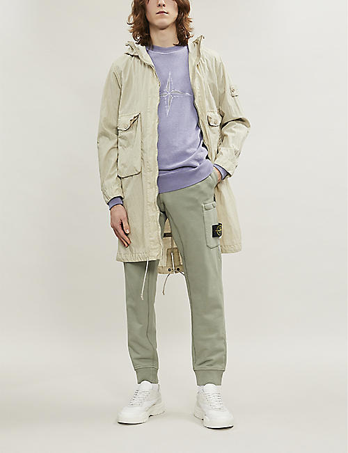 STONE ISLAND Ghost shell jacket