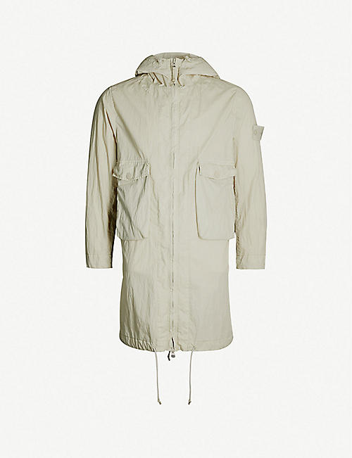 STONE ISLAND Ghost shell jacket 06aef8fac