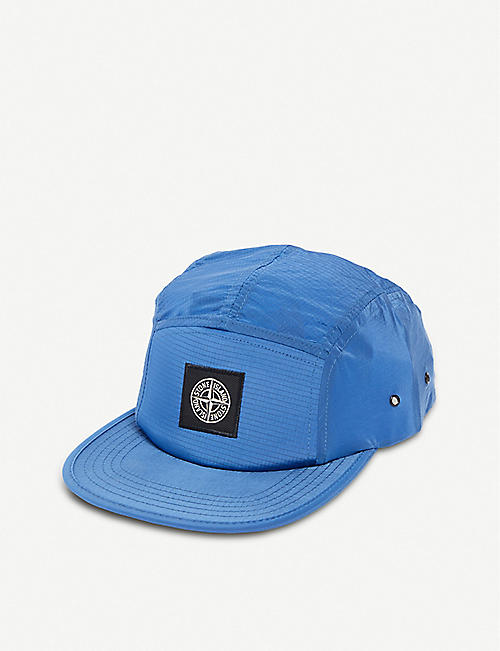 26ab45d38bb STONE ISLAND Metal 5 panel cap