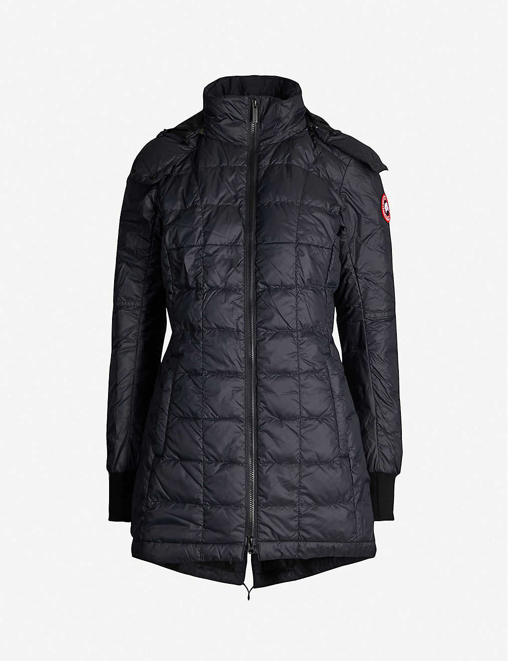 CANADA GOOSE: Ellison slim-fit shell-down jacket