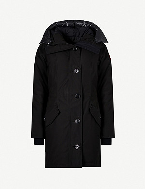 CANADA GOOSE Rossclair shell parka coat