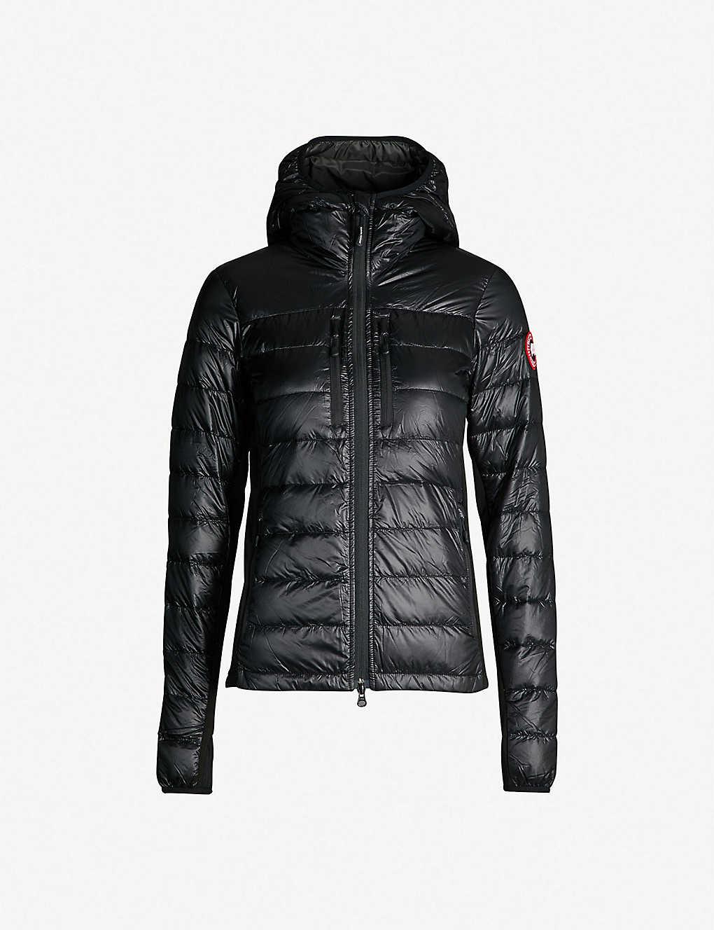 f5ef22b8a15 CANADA GOOSE - Hybridge Lite shell down jacket | Selfridges.com