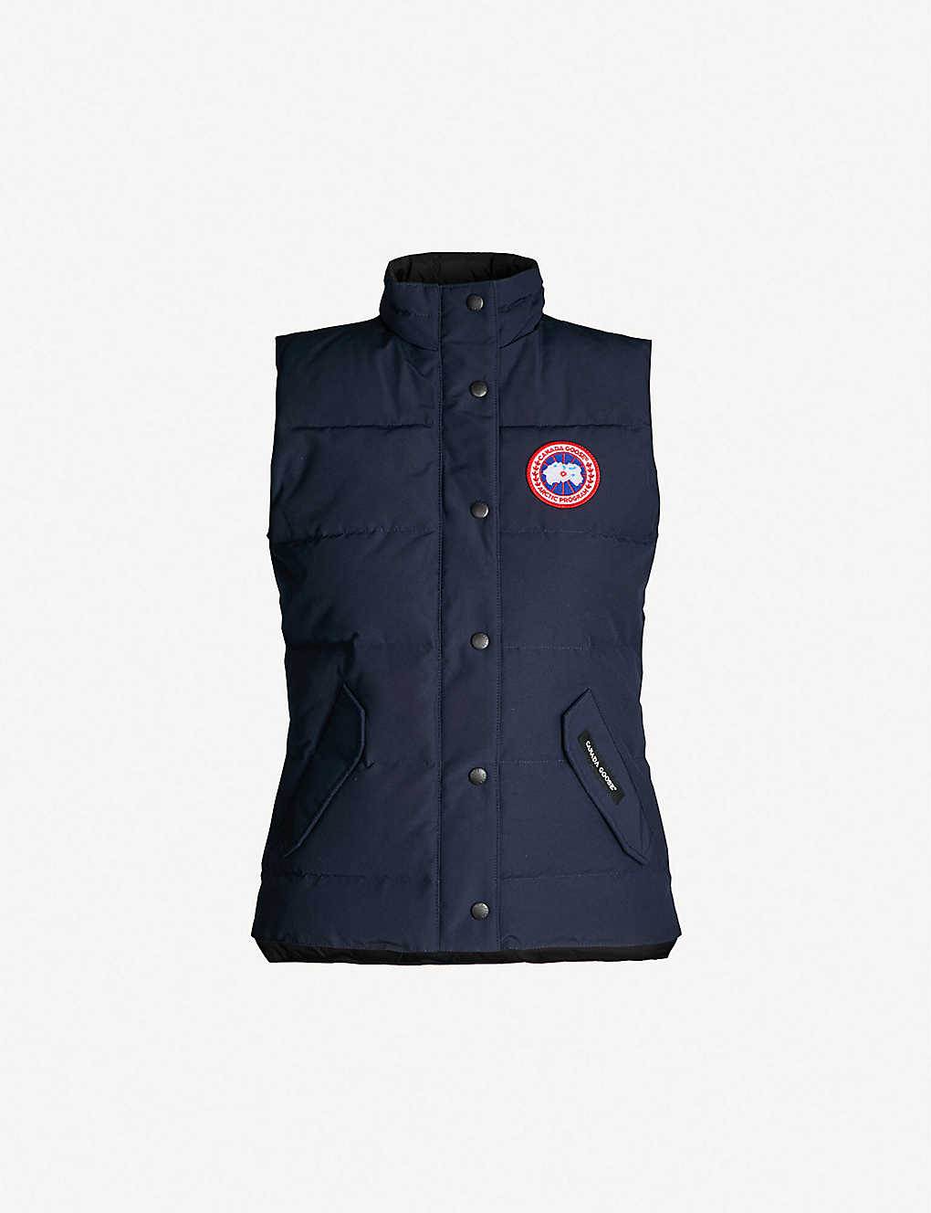 cf4059ad8f9 CANADA GOOSE - Freestyle shell-down gilet | Selfridges.com