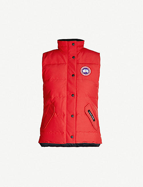 40a173ed6d99 CANADA GOOSE Freestyle shell-down gilet