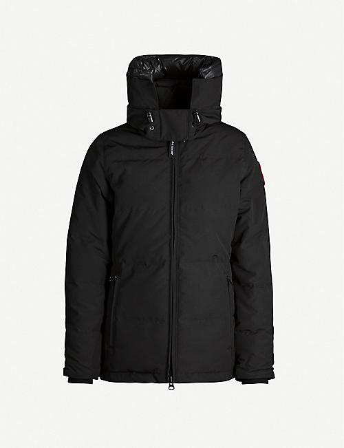 CANADA GOOSE Chelsea parka shell-down jacket