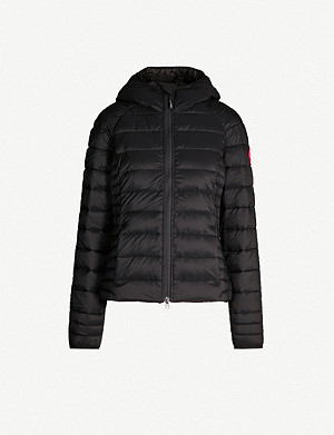 5128a16010c0 CANADA GOOSE - Brookvale quilted shell jacket