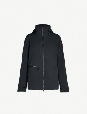 CANADA GOOSE Pacifica shell hooded jacket