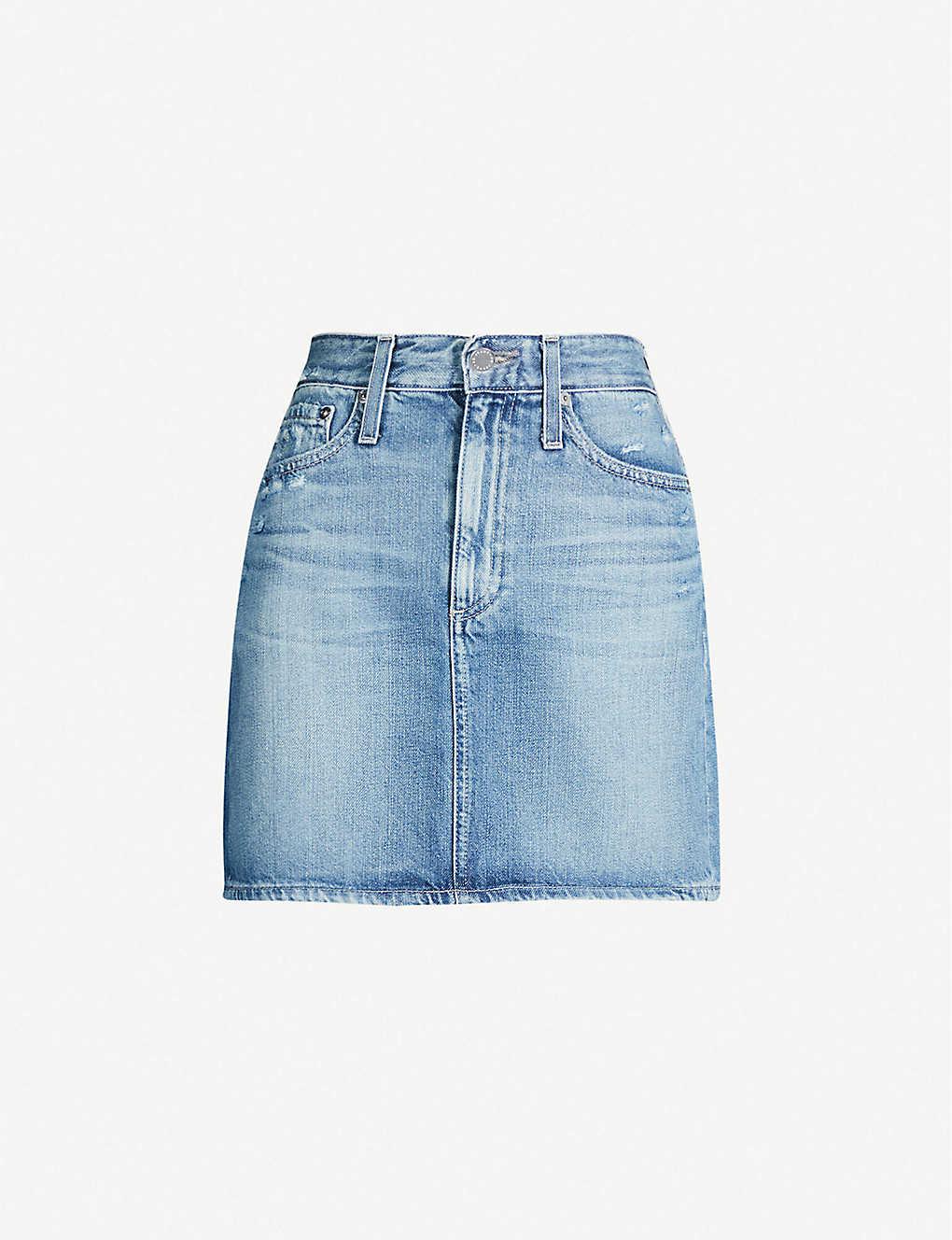 ce6d3c084450 Vera denim skirt - 20 years haste destruct ...