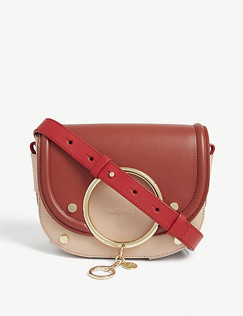 SEE BY CHLOE Mara crossbody leather bag